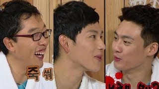 getlinkyoutube.com-Happy Together - Forever Alone Special w/ Siwan of ZE:A, Kim Jedong & more! (2014.01.08)