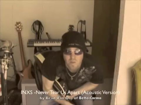 "INXS -""Never Tear Us Apart"" (Acoustic Cover) and Lesson"
