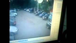 getlinkyoutube.com-Fantasma de policía asesinado.  Rusia