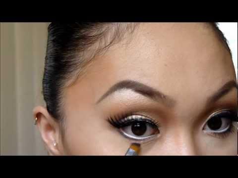 Kim Kardashian Wedding Makeup Tutorial -J-PhzSWdMVs