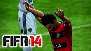 getlinkyoutube.com-FIFA 14 [PS2] MODO CARREIRA #16 - PADRÃO MENGO! NOVA TEMPORADA!