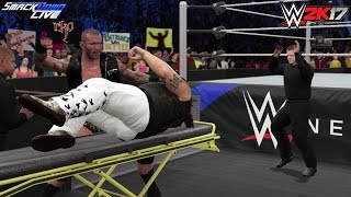 getlinkyoutube.com-WWE 2K17 Custom Scenario: THE VIPER SNAPS! (Randy Orton & Bray Wyatt Smackdown Live 2016 Story)