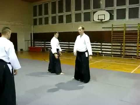 Tendoryu-Aikido-Eckhardt Hemkemeier in Serbia