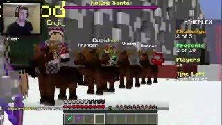 getlinkyoutube.com-Minecraft Christmas Chaos   w/ Bercea   Calaretii lui Mos Craciun   Ep #5