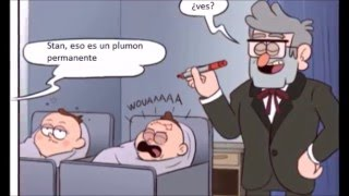 getlinkyoutube.com-comics de gravity falls en español