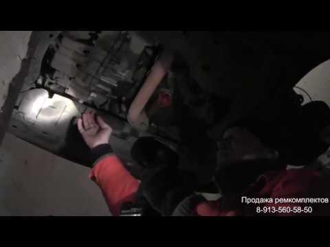 Снятие установка подрамника и рулевой рейки на Honda Civic 4D 8 поколения