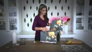 getlinkyoutube.com-Mulher.com - Puff lata de tinta com Bianca Barreto - Parte 1