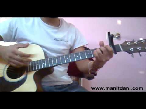learn JO BHI MAIN (ROCKSTAR) on guitar