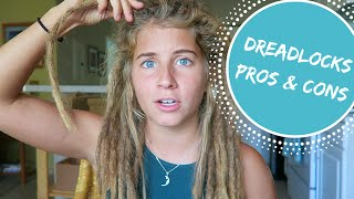 getlinkyoutube.com-Pros & Cons Of Dreadlocks