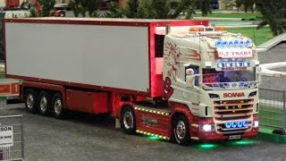 getlinkyoutube.com-Rc Trucks @ Leyland Tamiya Wedico LKW Scania Volvo 2014 Archive. HAVING FUN WITH RC TRUCKS