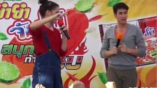 getlinkyoutube.com-NYCLUB-Nadech Yaya @Chum Phae KK Game 1