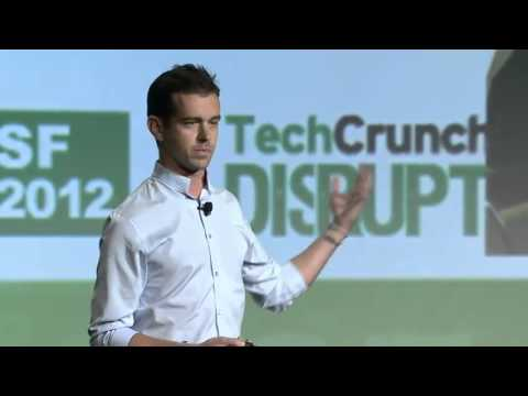 Jack Dorsey, Co-Founder of Twitter and Square, Delivers His Keynote at Disrupt SF -J-y8TcHT8Lg