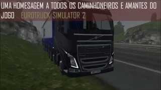 getlinkyoutube.com-Euro Truck Simulator 2 --  NOVO VOLVO FH16  8X4t - ATUALIZAÇÃO  VERSÃO 1.21.1