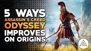 5 Ways Assassin's Creed Odyseey Improves on Origins