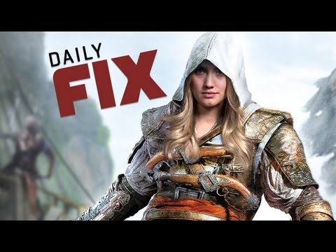 Assassin's Creed IV Officially Confirmed & Gran Turismo 6 in 2013? - IGN Daily Fix 02.28.13