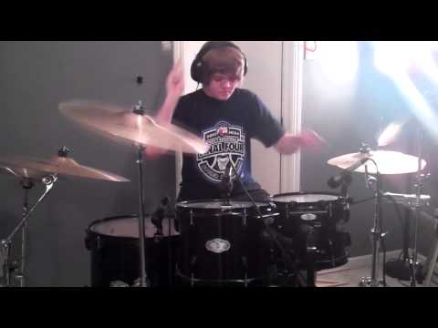The Downfall Of Us All Drum Cover - A Day To Remember - Drum Cover - Luke Duckworth