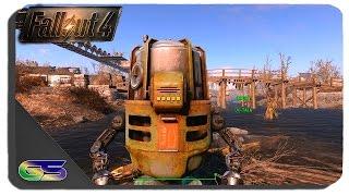 getlinkyoutube.com-Fallout 4 - Buddy The Beer Dispenser Robot