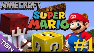 getlinkyoutube.com-Minecraft Mario Bros #1[พี่โบ้ทพี่เป้] มาริโอ้อออออ