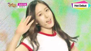 getlinkyoutube.com-[HOT Debut] GFRIEND - Glass Bead, 여자친구 - 유리구슬, Show Music core 20150117