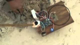 getlinkyoutube.com-Encontrado Brinco de ouro com Detector de Metais - DC2008 (Mineoro) 26/08/2010