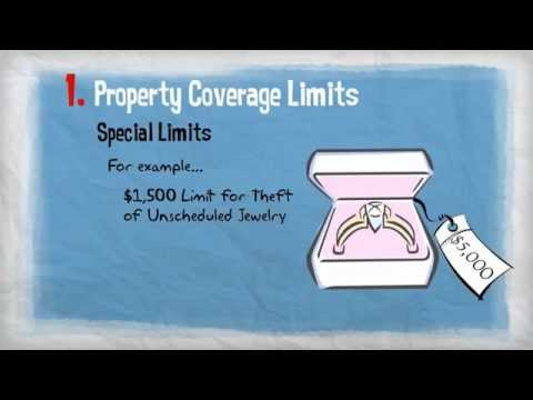 Homeowners Limits