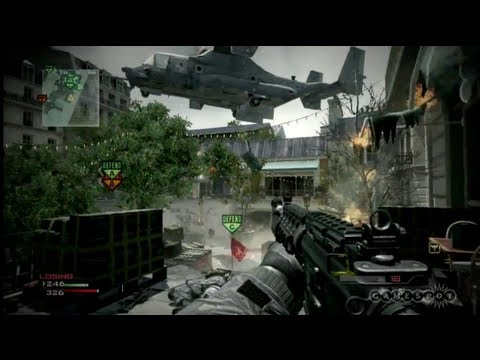 Call of Duty: Modern Warfare 3 Action Trailer (PC, PS3, Xbox 360)