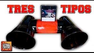 getlinkyoutube.com-3 tipos de altavoces caseros para tu teléfono móvil