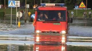 Powódź 2010: Wrocław, Kozanów