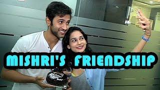 getlinkyoutube.com-Mishkat Varma & Aneri Vajani's special treat on friendships day