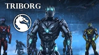 getlinkyoutube.com-MKX - Triborg Combo Compilation (31%-67%)