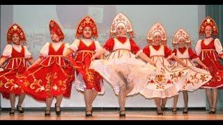 getlinkyoutube.com-Танцы 2015 - Калинка. Лучший русский народный танец.