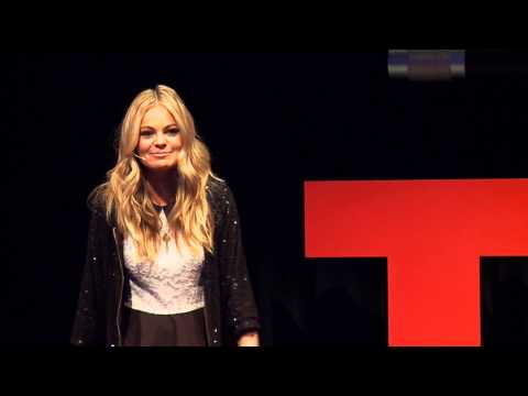 Love is the Key: Caitlin Crosby at TEDxBend