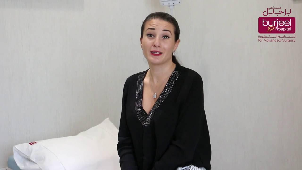 ACL Reconstruction Successful Operation - Florentina Claudia Fleurel