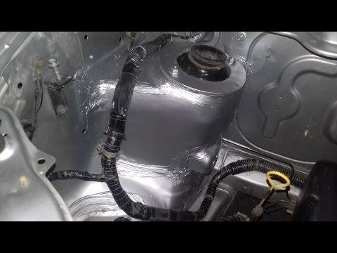 Восстановление верхней опоры стойки.Suzuki Wagon R+ Часть 2