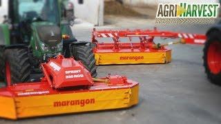 getlinkyoutube.com-Grass mowing 2016 with MARANGON equipments   Fendt 516   512   208   4K