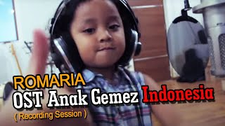 getlinkyoutube.com-Romaria - OST Anak Gemez Indonesia (Recording Session)