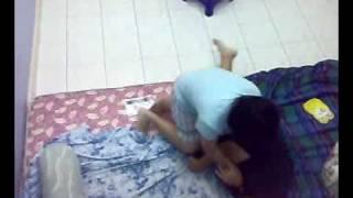 getlinkyoutube.com-Brother & sister fight