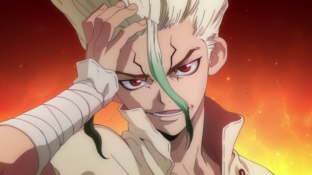 Dr Stone Anime Series Has Released A New Trailer And Cast Members