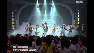 getlinkyoutube.com-Super Junior - U, 슈퍼주니어 - 유, Music Core 20060701