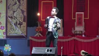 getlinkyoutube.com-Tết Đinh Dậu , Cộng Dồng Người Việt Vùng Montreal, Anh Con No Em - Nguyen Khang 15-1-2017