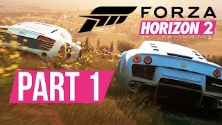 getlinkyoutube.com-Forza Horizon 2 Gameplay Walkthrough Part 1 - PICKING MY FIRST CAR - Xbox Gameplay