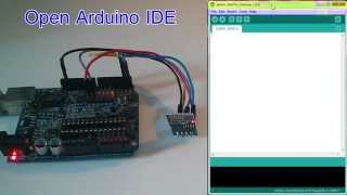 getlinkyoutube.com-Arduino ESP8266 WiFi Module AT-CommandTest
