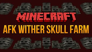 getlinkyoutube.com-Minecraft 1.8: AFK Wither Skull Farm