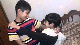 Funny video from waleed & Farhan