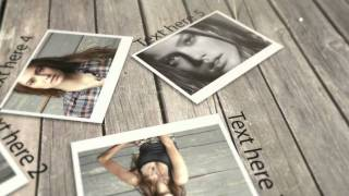 getlinkyoutube.com-After Effects Project Files - Falling Photos - VideoHive
