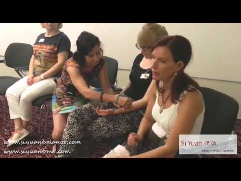 Balance Method Acupuncture: Upper Back Pain - Instant Results (German)