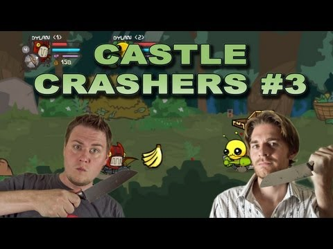 Castle Crashers #3 HouseHoldGamer
