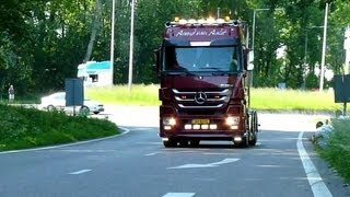 Arend van Aalst - Mercedes V8