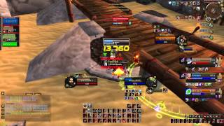 getlinkyoutube.com-Bajheera - 2400+ Fury Warrior 3v3 as KFC w/ Cdew & Ssds - WoW 6.2 Warrior PvP