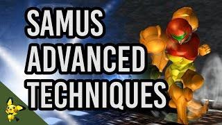 Samus Advanced Techniques - Super Smash Bros. Melee